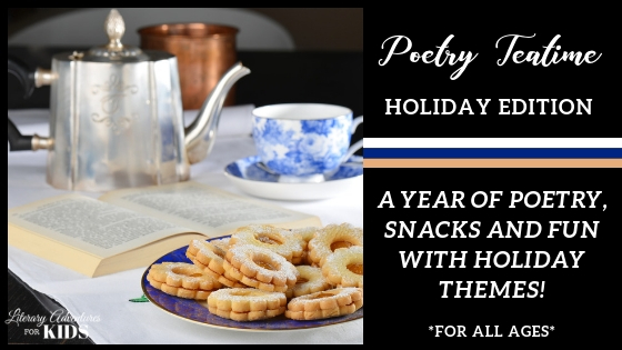 Poetry Teatime - Holiday Edition FB