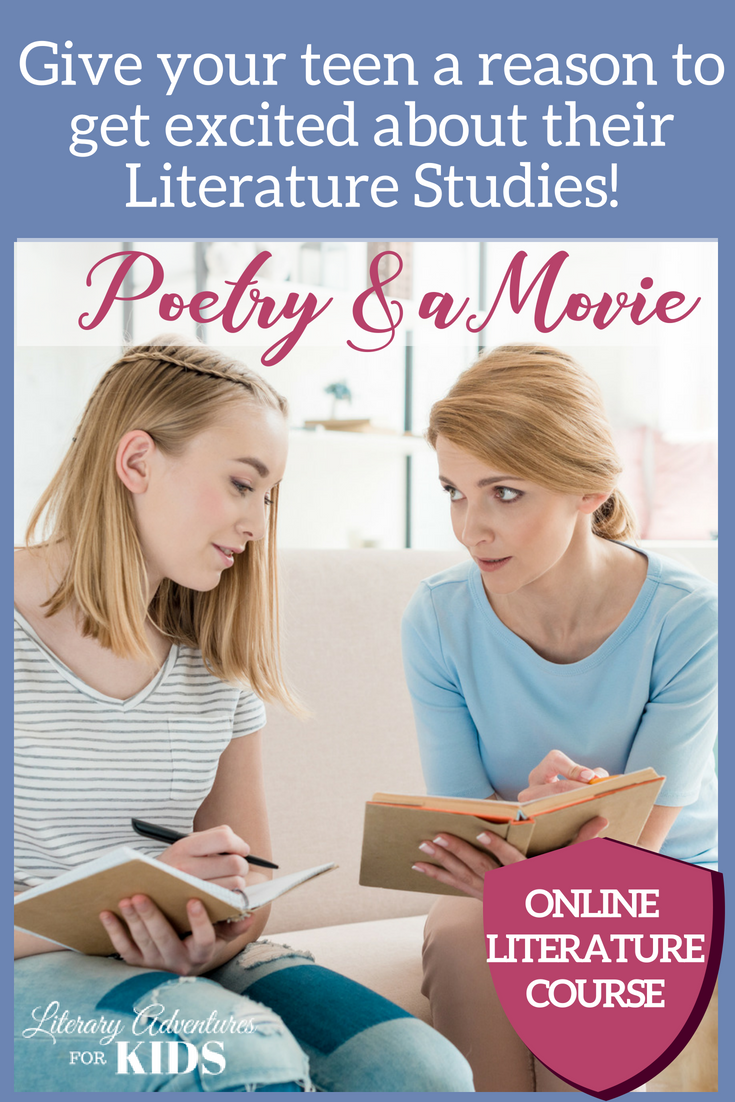 Poetry and a Movie PIN