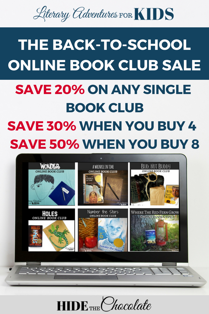 Online Book Club Bundle PIN