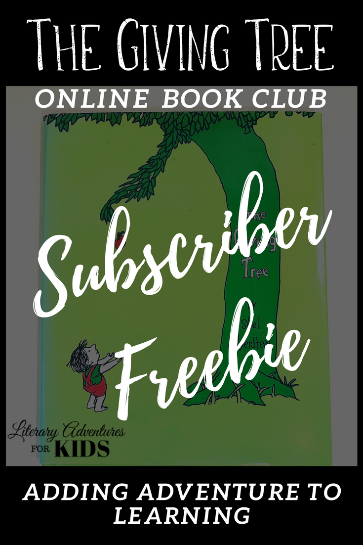 The Giving Tree Online Nature Book Club
