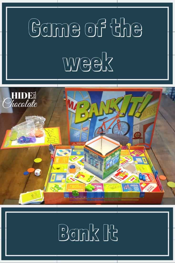 Game of the Week: Bank It PIN
