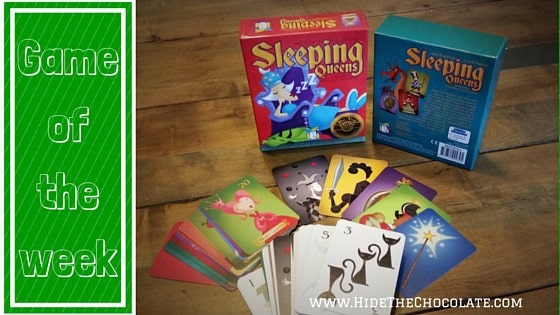 Game of the Week: Sleeping Queens Game