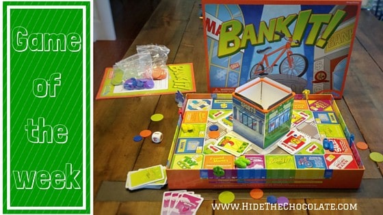 Game of the week: Bank It