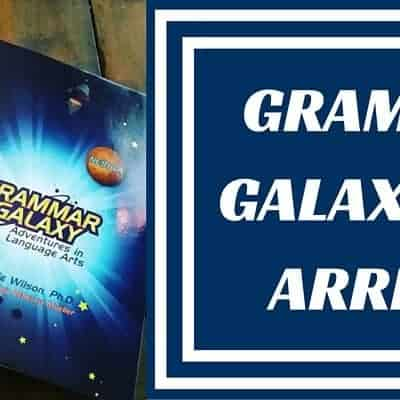 Grammar Galaxy Nebula has arrived!