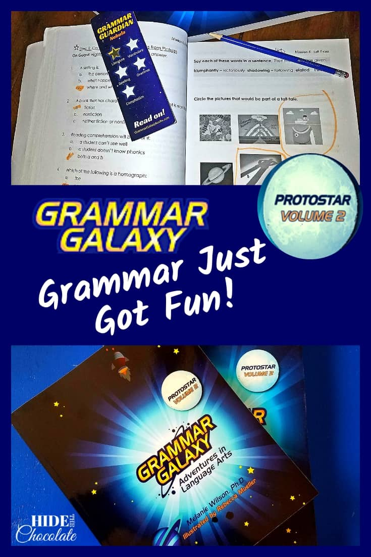 Grammar Galaxy Protostar_ Grammar Just Got Fun PIN