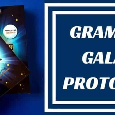 Grammar Galaxy Protostar: Grammar Just Got Fun
