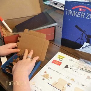 Tinker Crate Assembly Closeup