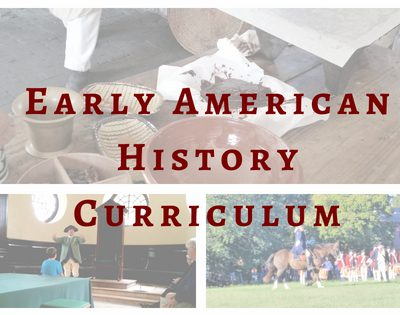 Early American History Curriculum