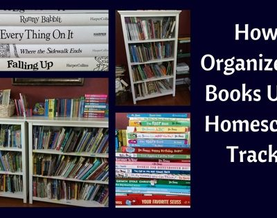 How I Use Homeschool Tracker to Organize Our Books