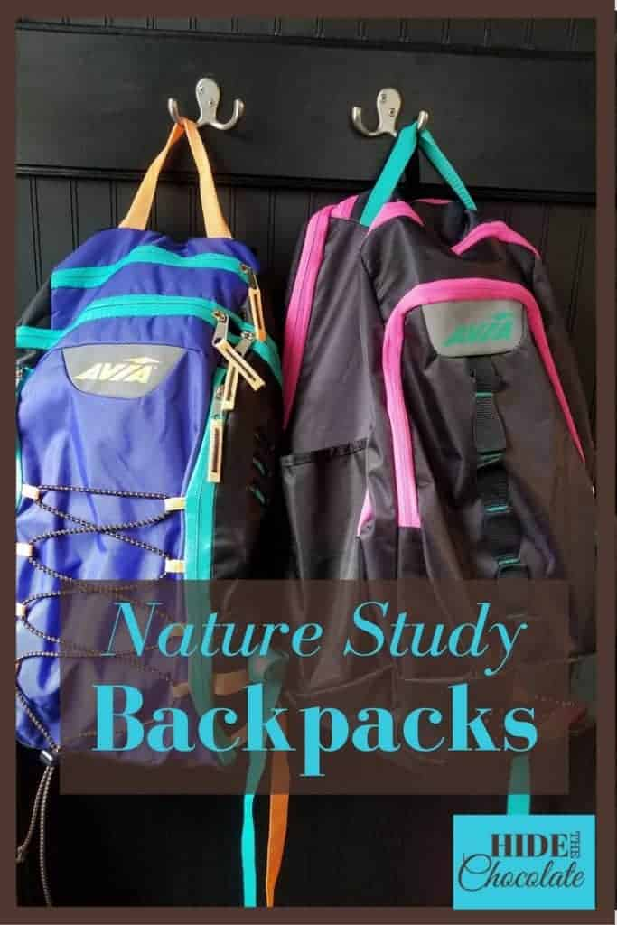 Nature Study Backpack