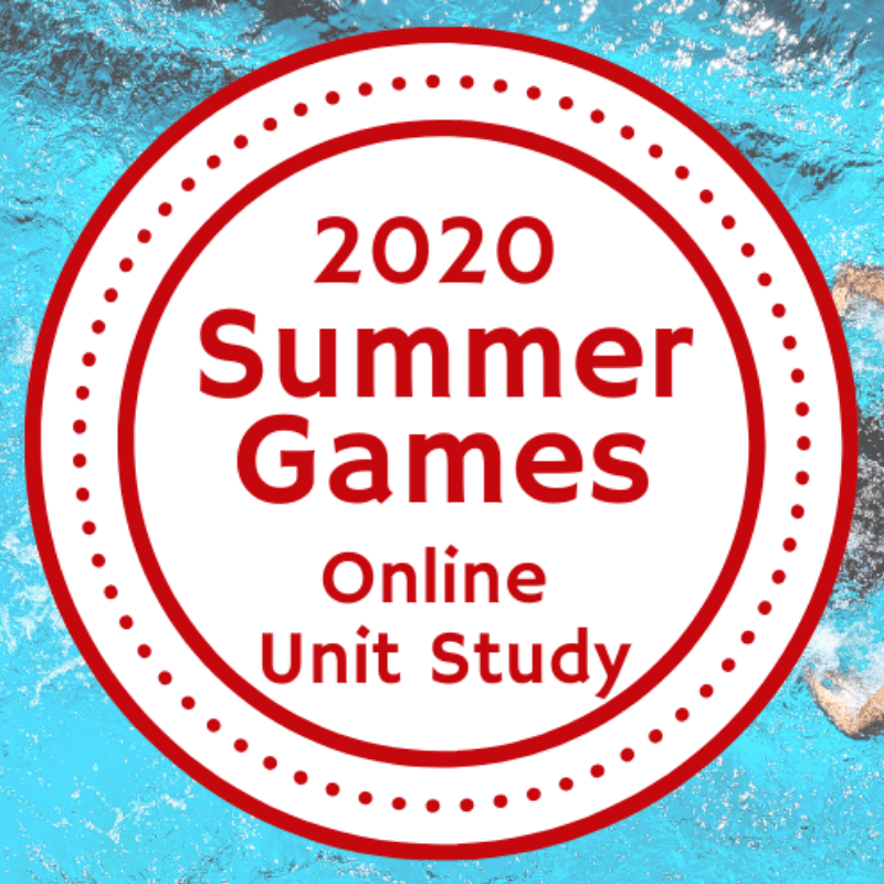 Online Unit Study 2020 Summer Games