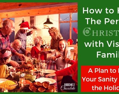 How to Have the Perfect Christmas with Visiting Family
