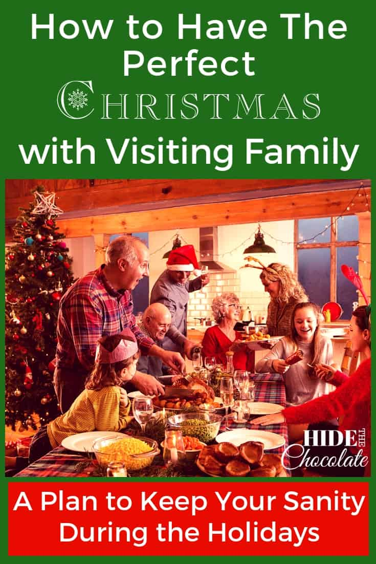 How to Have the Perfect Christmas with Visiting Family PIN