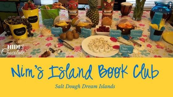 Nim's Island Book Club