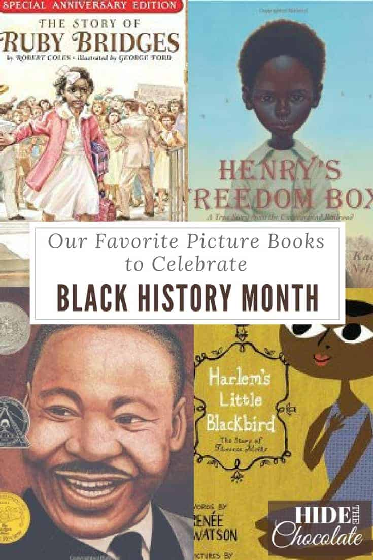 Our Favorite Black History Month Picture Books