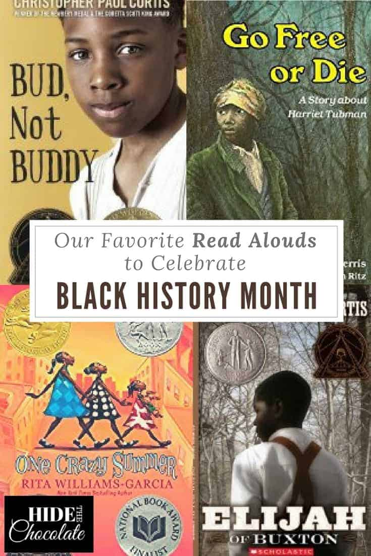 Our Favorite Black History Month Read Aloud Books