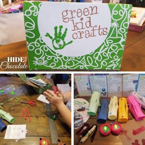 Green Kids Crafts