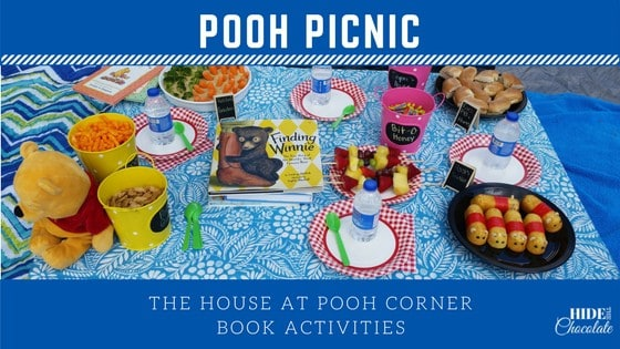 Pooh Picnic: The House at Pooh Corner Book Activities