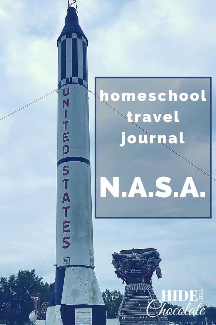 I've always had a fascination with movies & TV programs that were related to space travel, so I was giddy with excitement about fieldschooling at NASA. Free #Printable Included #homeschool