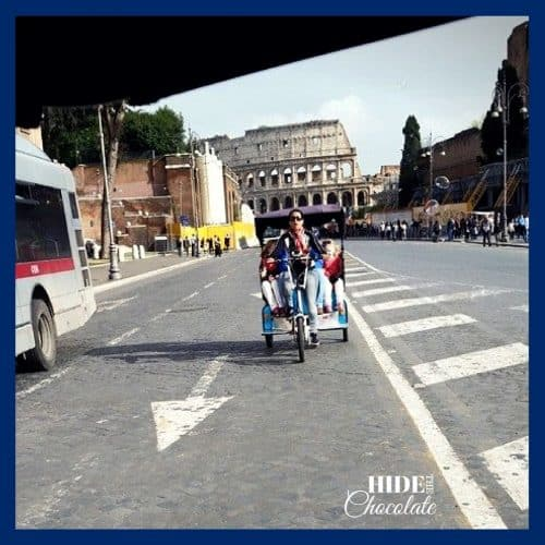 Homeschool Travel Journal:Italy Bike Ride