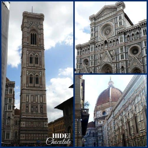 Homeschool Travel Journal: Italy Duomo