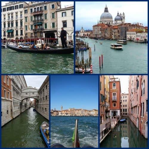 Homeschool Travel Journal: Italy Venice