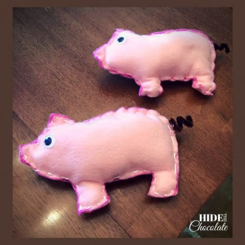 Charlotte's Web Book Club - Pigs