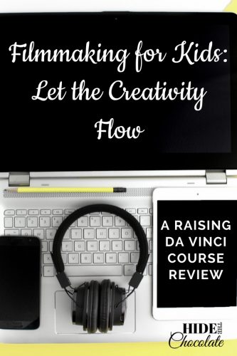 Filmmaking for Kids: Let the Creativity Flow