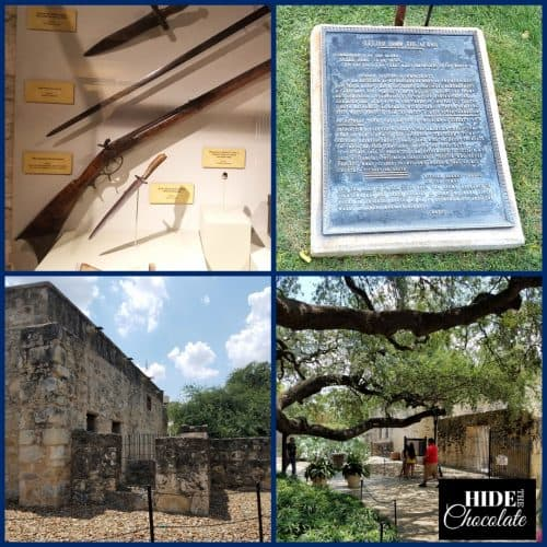 Fieldschool in San Antonio and the Alamo