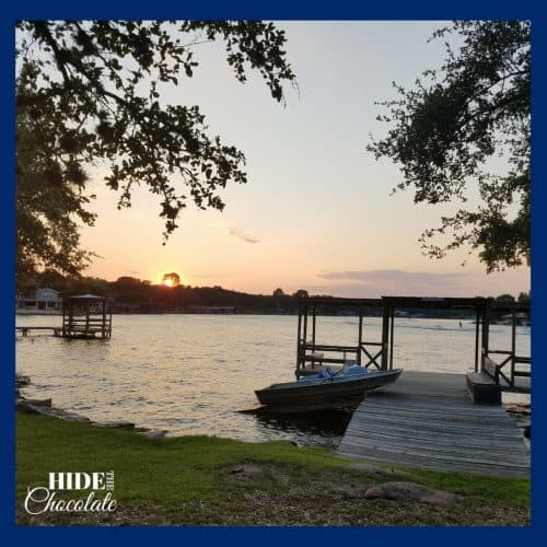 Homeschool Travel Journal: Waco Antlers Inn River