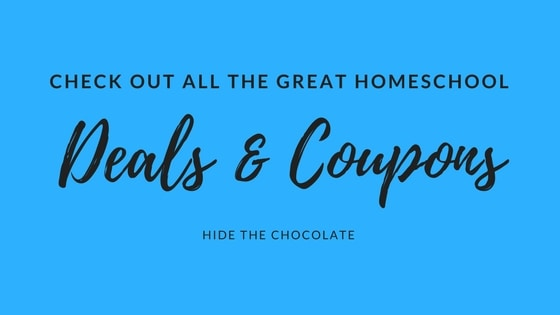 Current Homeschool Deals and Coupons