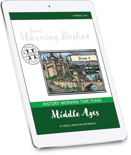 Pam Barnhill's Middle Ages Morning Basket