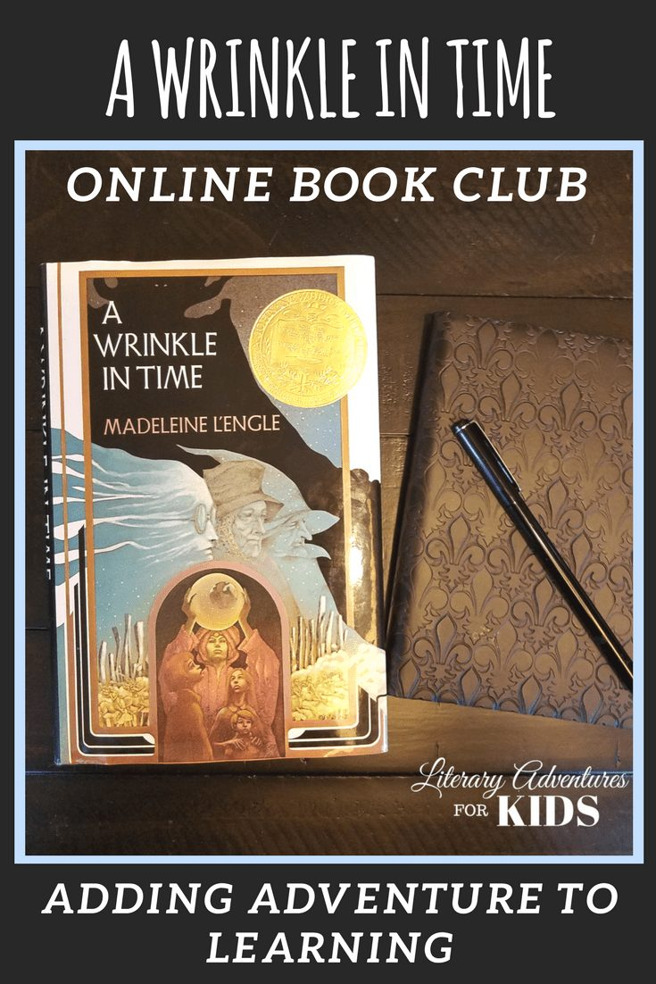 A Wrinkle in Time Online Book Club for Kids ~ 