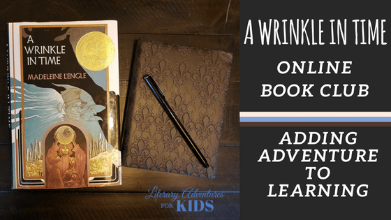A Wrinkle In Time Online Book Club For Kids