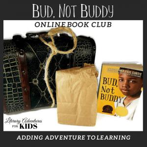 Bud, Not Buddy Online Book Club