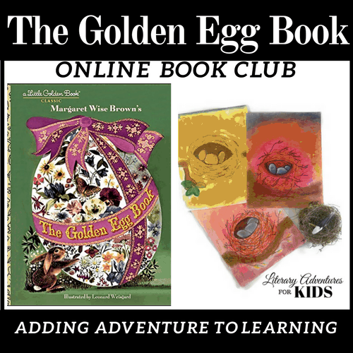 The Golden Egg Book Online Book Club Woo