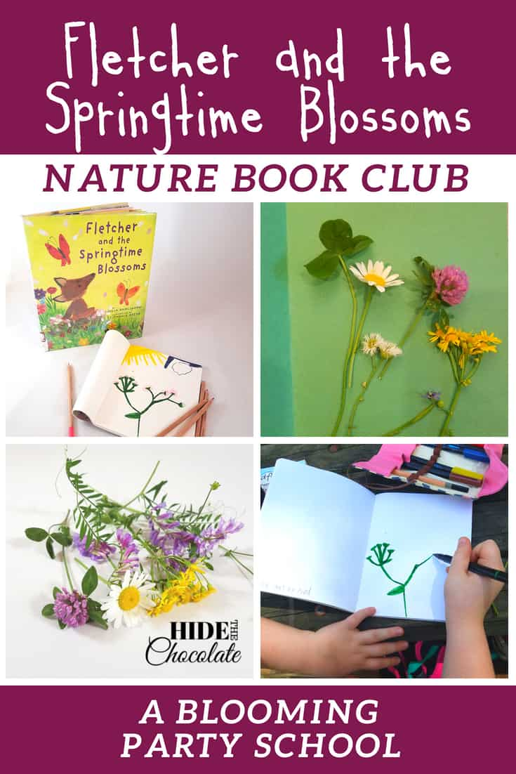Fletcher and the Springtime Blossoms Book Club