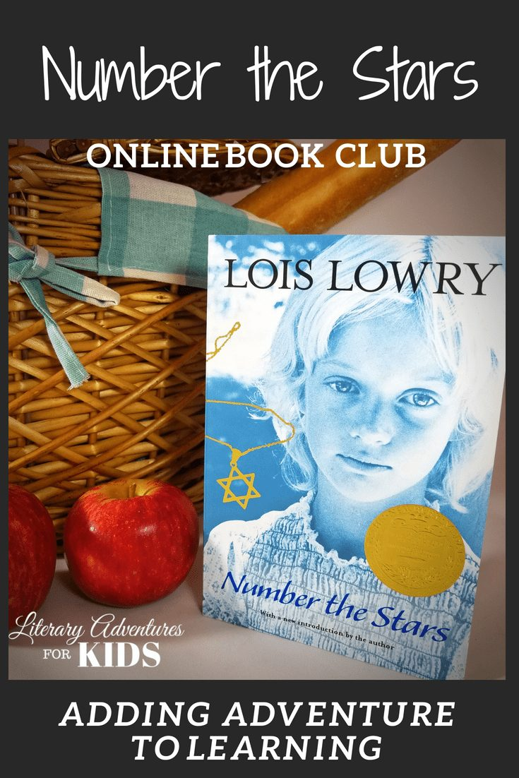In this course, Number the Stars Online Book Club for Kids, we will read the book by Lois Lowry. As we are reading, we will go on rabbit trails of discovery into history, religion, language, and more. We will find ways to learn by experiencing parts of the book through hands-on activities.