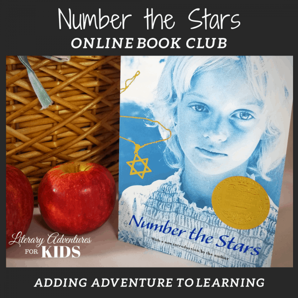 Number the Stars Online Book Club Woo