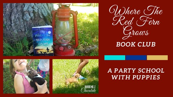 Where the Red Fern Grows Book Club
