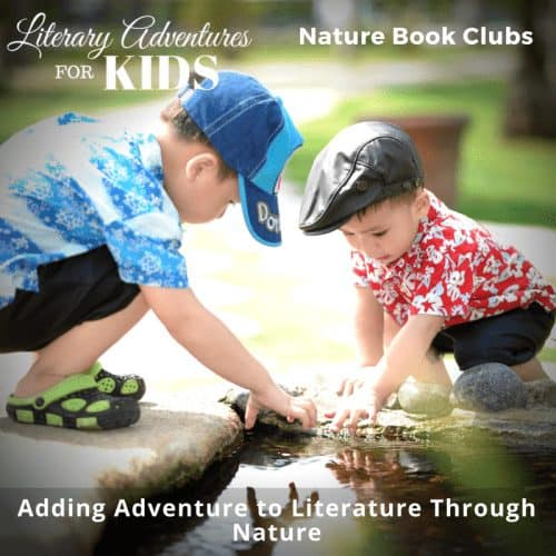 Nature Online Book Club Category Header