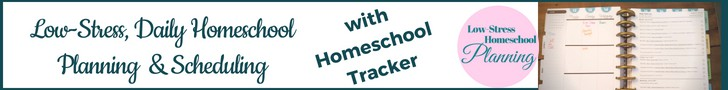 Low-Stress Daily Homeschool Planning and Scheduling with Homeschool Tracker