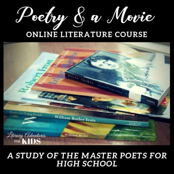 Poetry and a Movie Woo Black