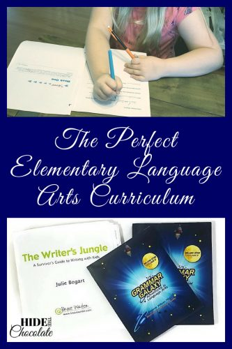 The Perfect Elementary Language Arts Curriculum_ Brave Writer and Grammar Galaxy