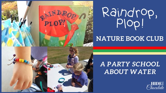 Raindrop Plop Book Club
