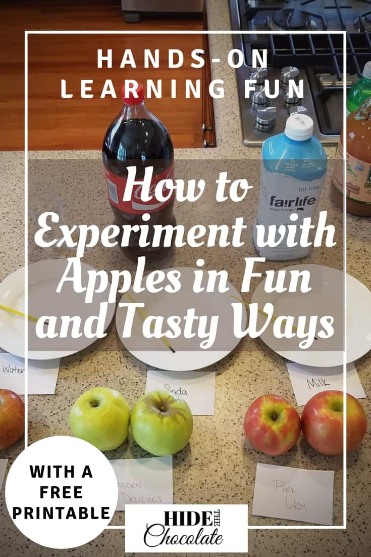 How to Experiment with Apples in Fun and Tasty Ways