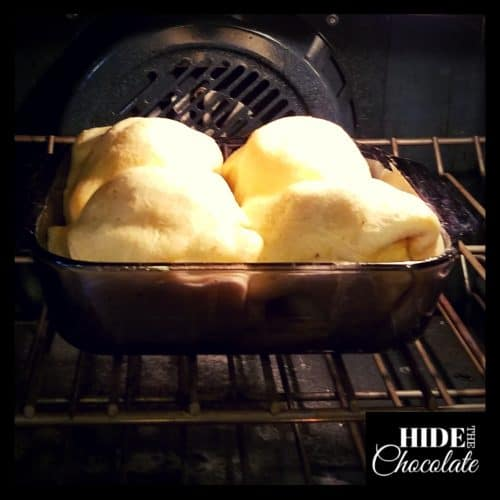 How to Experiment with Apples in Fun and Tasty Ways -Apples Dumpling Oven