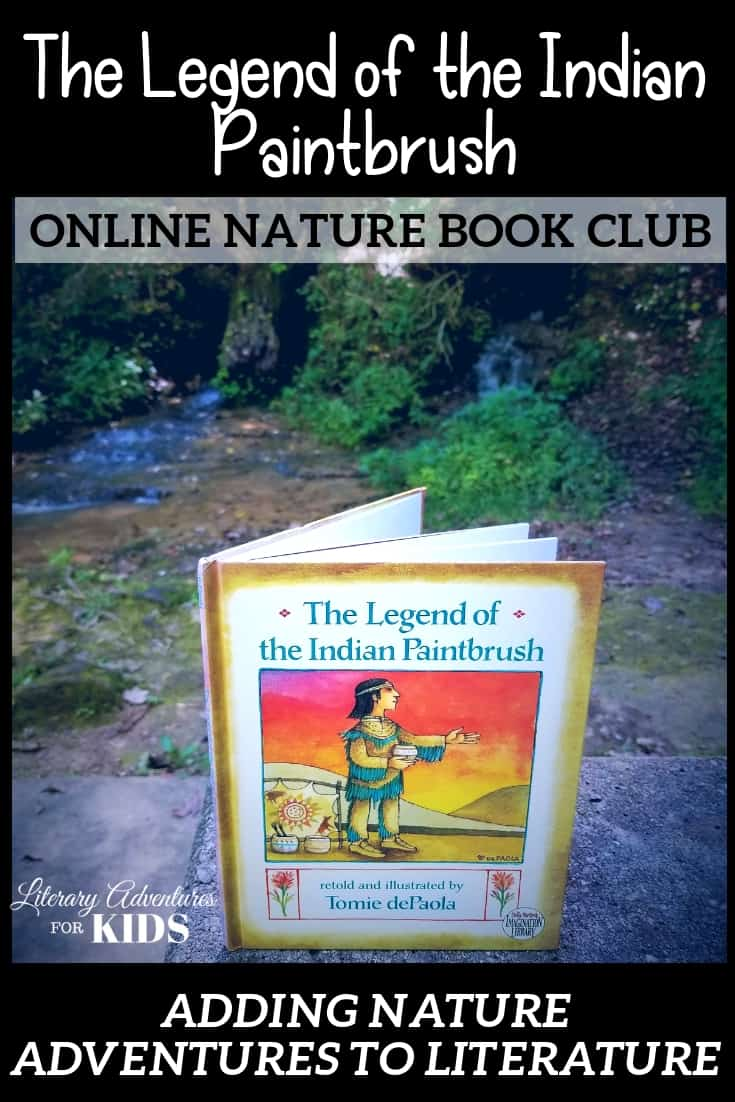 In the nature mini-course, The Legend of the Indian Paintbrush Online Book Club for Kids, we will read the book by Tomie dePaola We\'ll go on rabbit trails of discovery about the prairies, Native Americans, & more. We\'ll find ways to learn by experiencing parts of the book through arts and crafts.