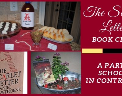 The Scarlet Letter Book Club – A Party School in Contrasts