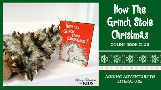 How The Grinch Stole Christmas Online Book Club Featured